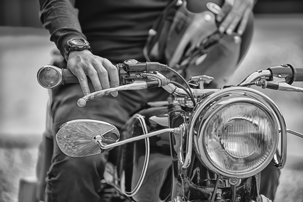 Palm Springs and Orange County Motorcycle Accident Attorney