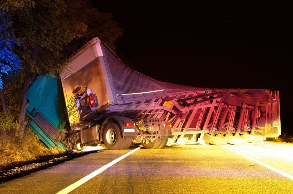 Call Palm Springs Truck Accident Attorney When You've Been Involved In A Major Truck Accident