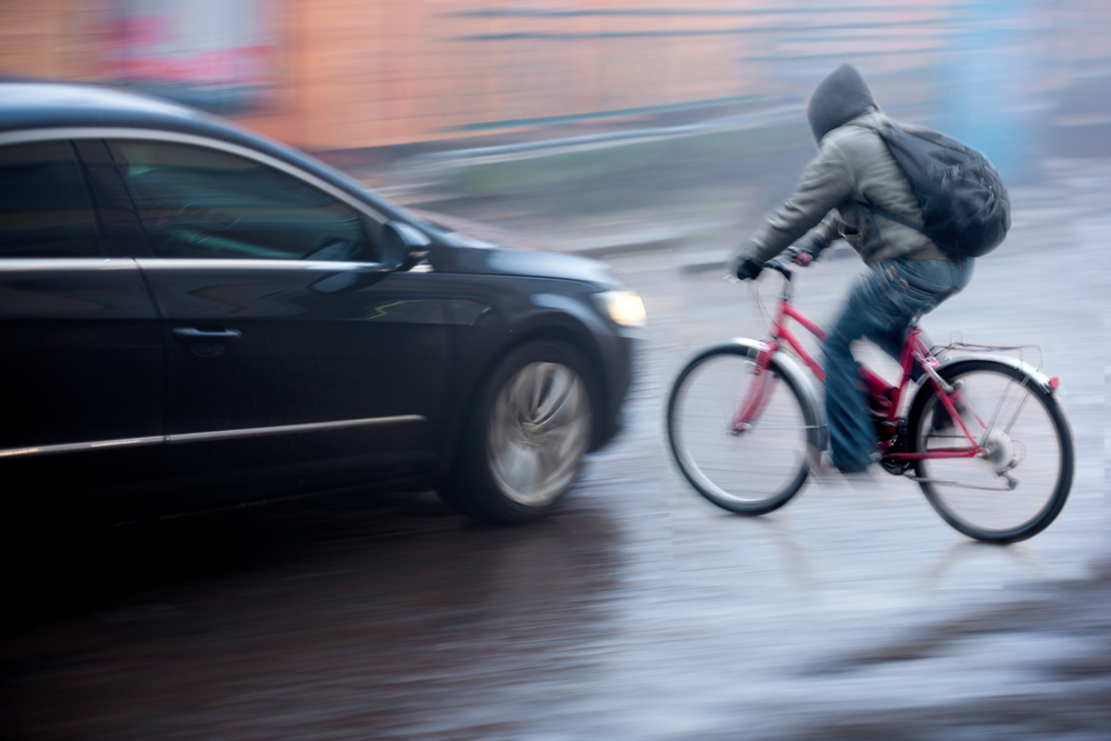 Retain Attorney Sebastian Gibson On Contingency for Your Bicycle Accident Injuries